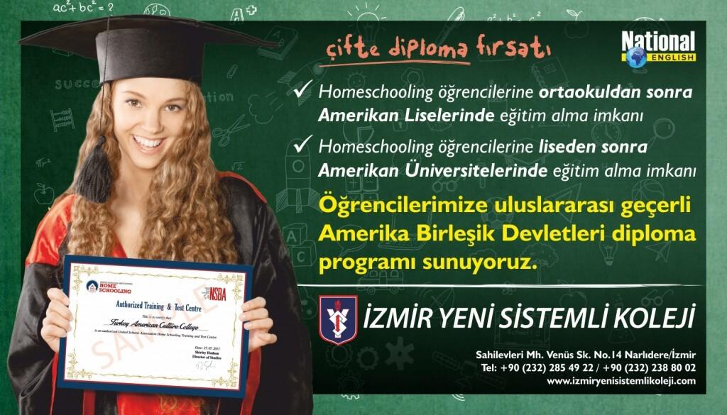 Çifte Diploma Billboard
